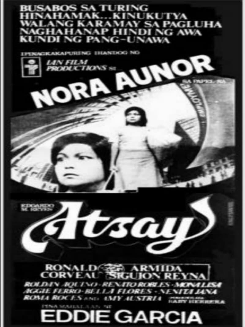 Atsay Killer: Buti Nga Sa'yo