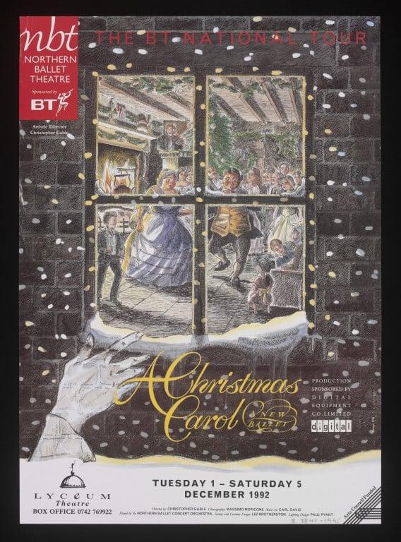 Northern Ballet's A Christmas Carol