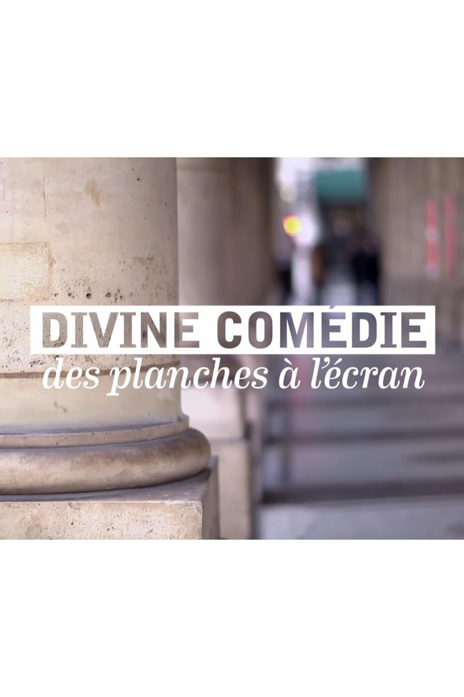 Divine Comédie, des planches à l'écran