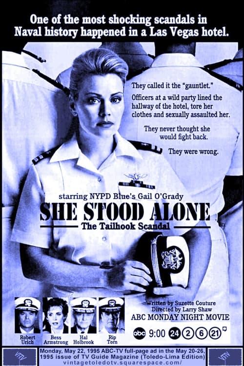 She Stood Alone: The Tailhook Scandal