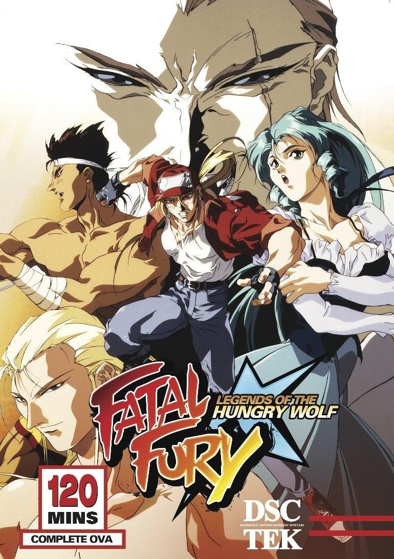 Fatal Fury: La leyenda del lobo hambriento