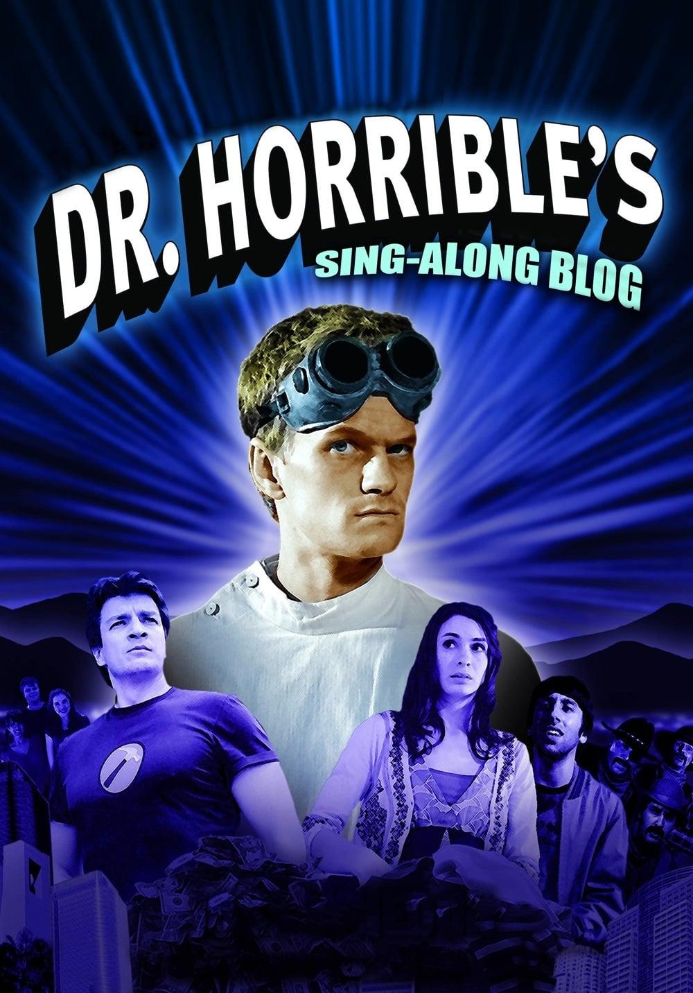 Dr. Horrible Canta ao Longo do Blog