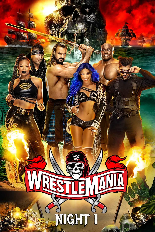 WWE WrestleMania 37 (Noche 1)