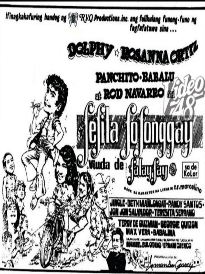 Fefita Fofonggay viuda de Falayfay