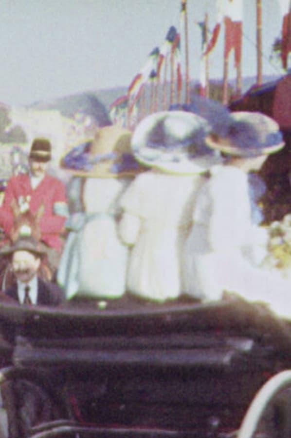La Fête des Fleurs à Nice. Dimanche 2 Février 1913