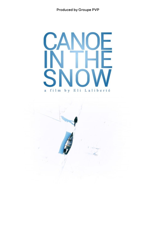 Canoe in the Snow