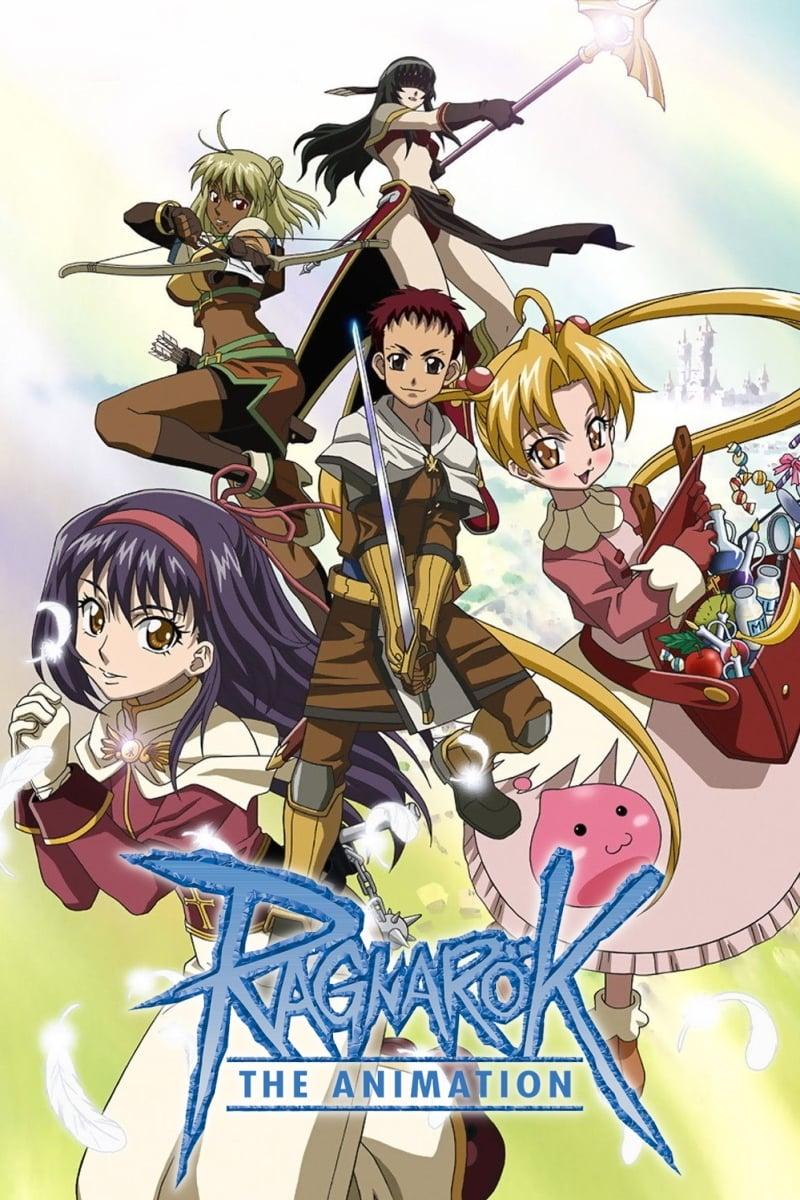 Ragnarok The Animation