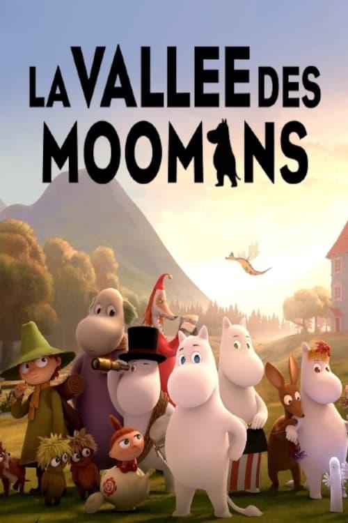 La vallée des Moomins