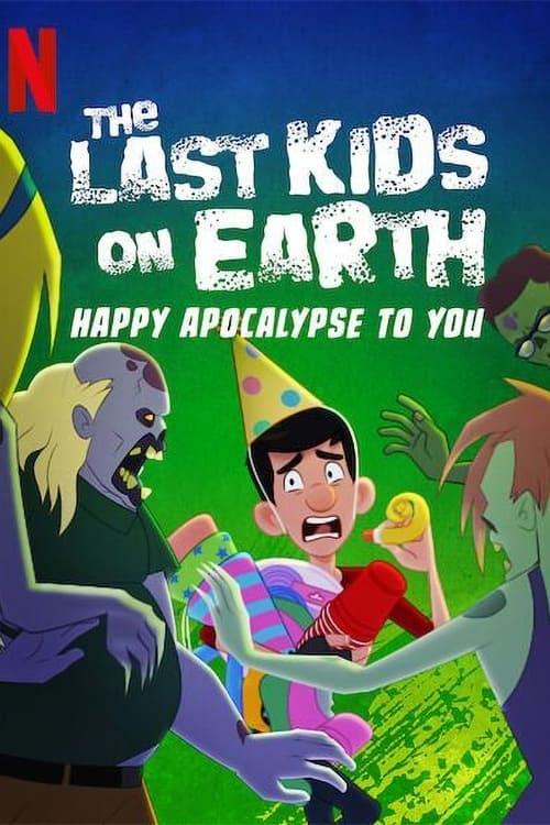 Les mômes de l'Apocalypse : Vive la fin du monde !