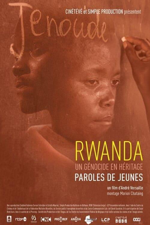Rwanda, un génocide en héritage, paroles de jeunes