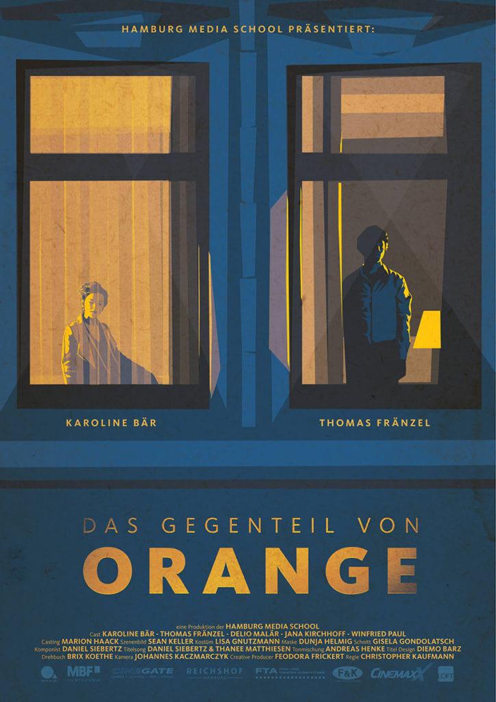 The Opposite of Orange