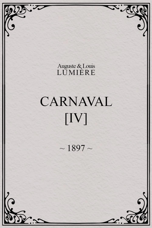 Carnaval, [IV]