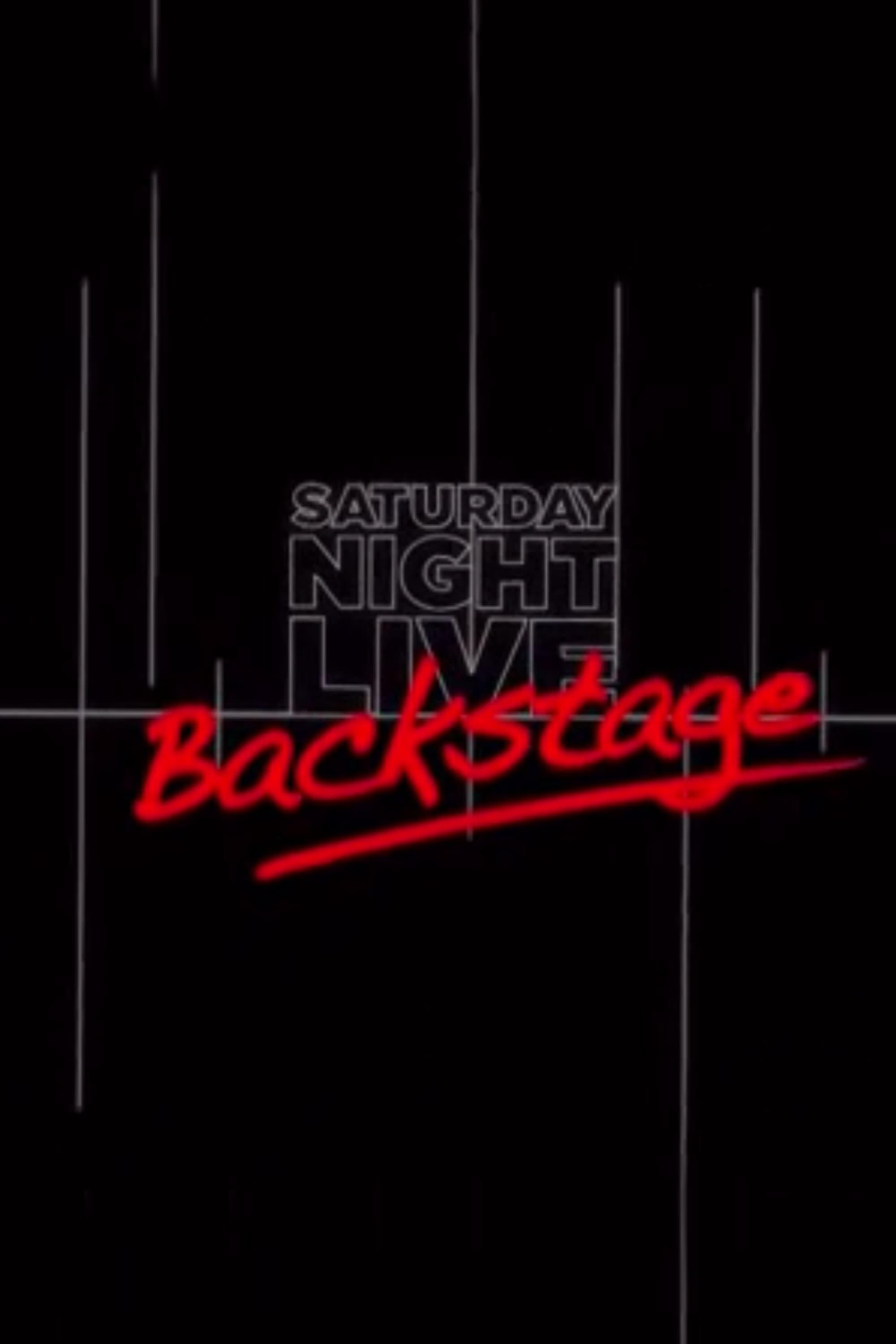 Saturday Night Live Backstage