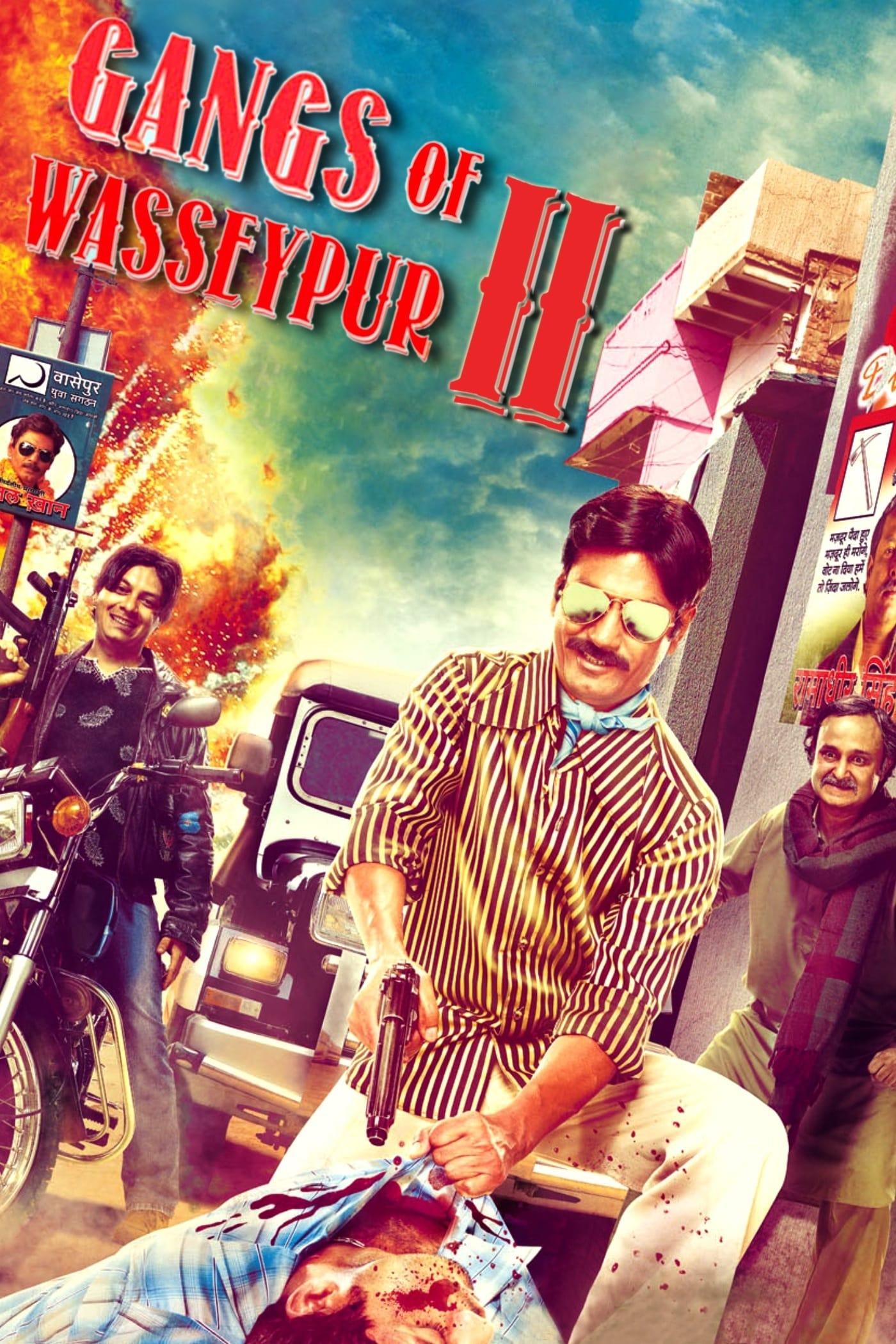 Gangs of Wasseypur. Parte 2