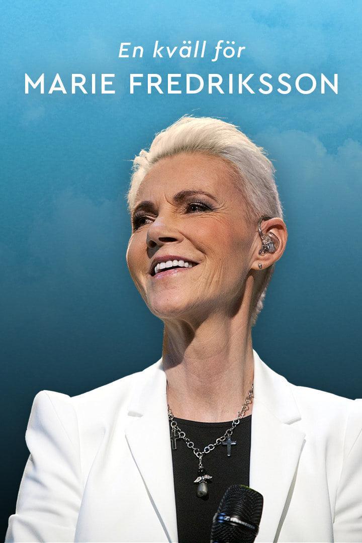 En kväll för Marie Fredriksson