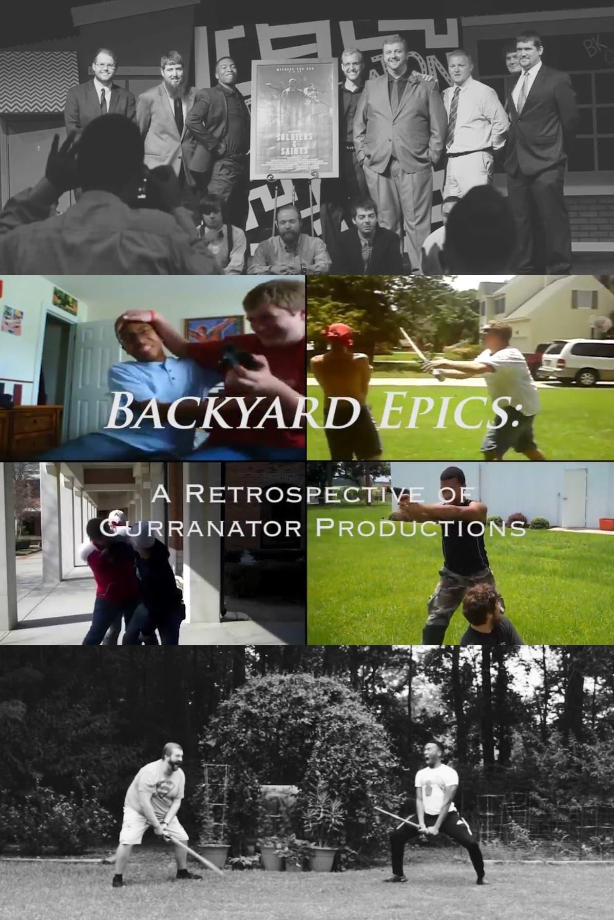 Backyard Epics: A Retrospective of Curranator Productions