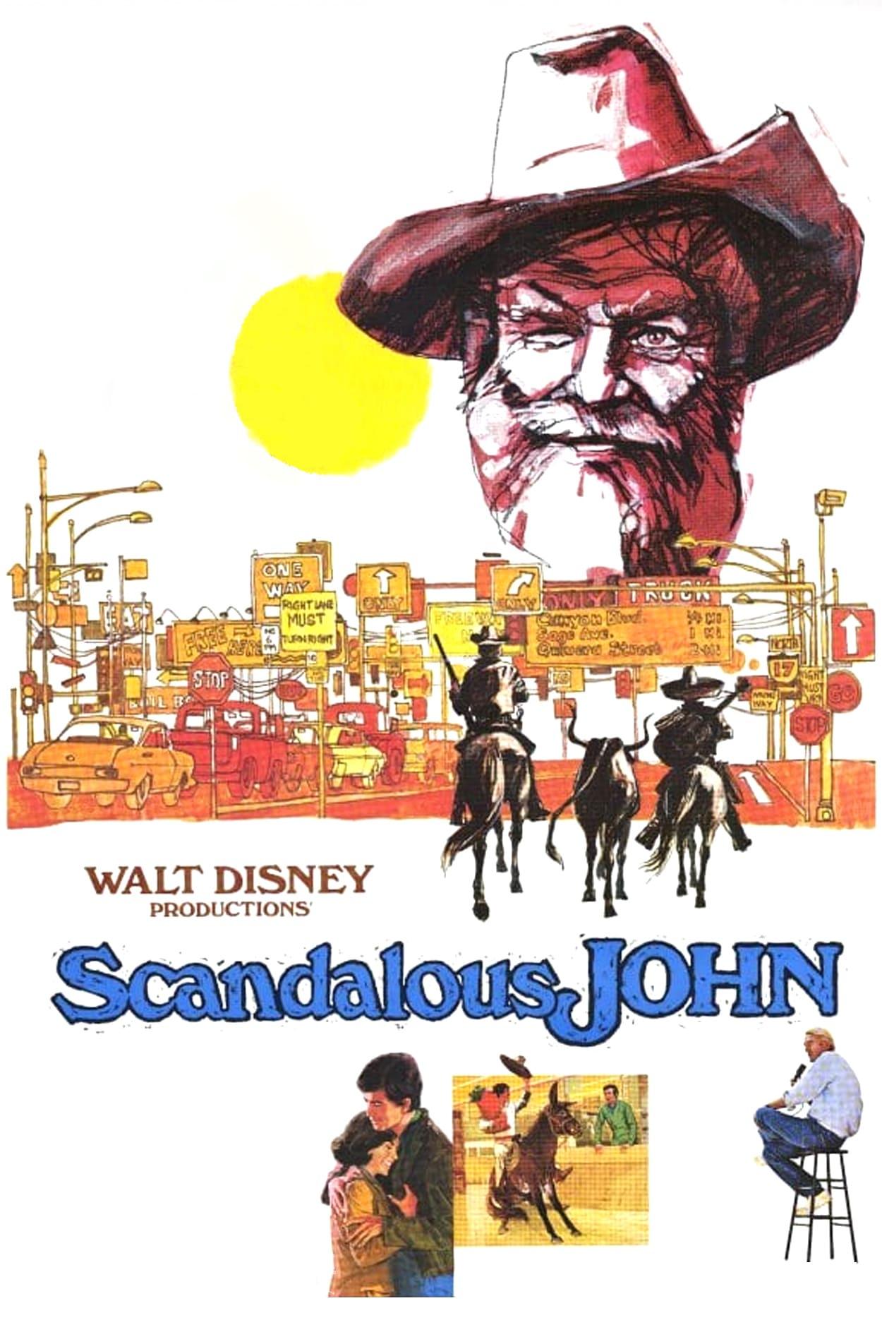 Scandalous John