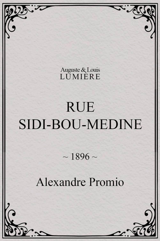 Rue Sidi-Bou-Medine