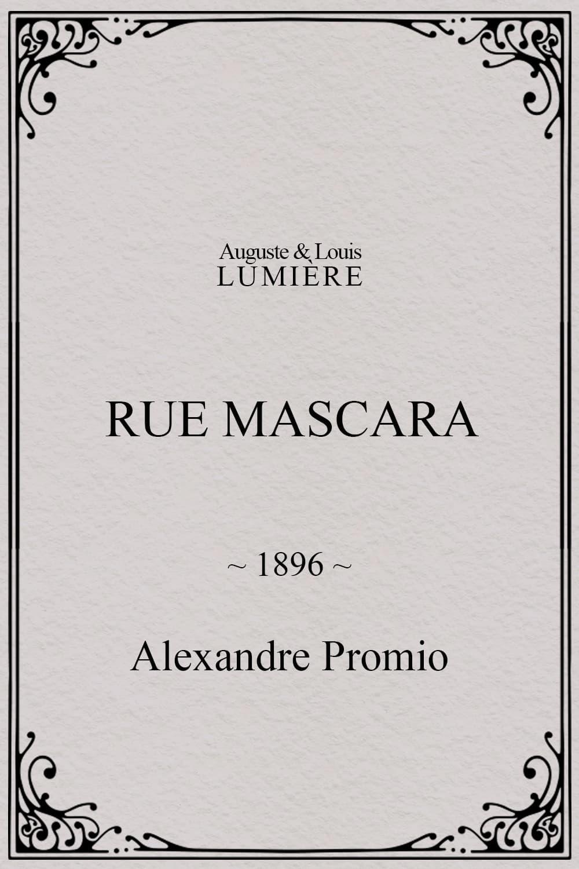 Rue Mascara