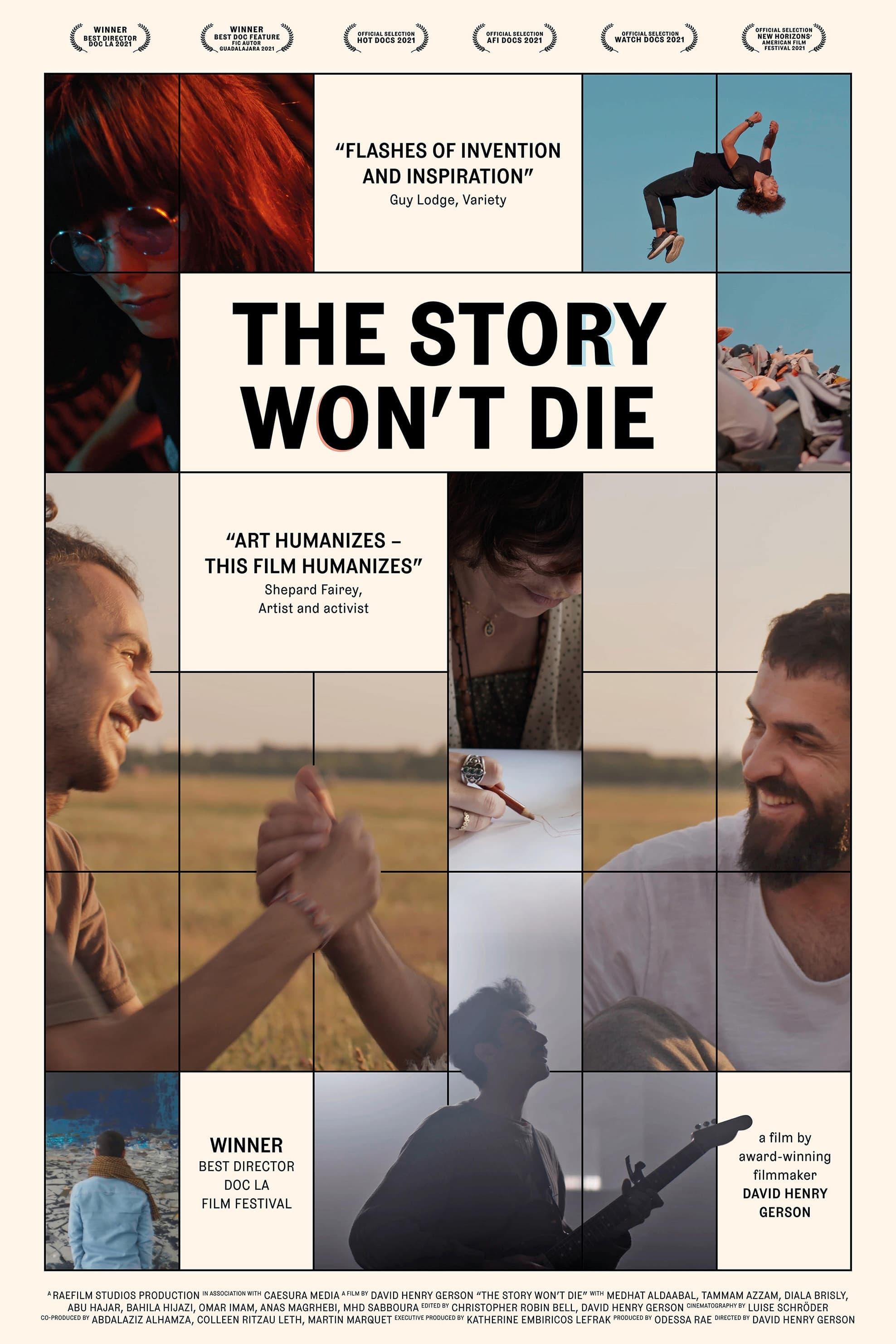 The Story Won't Die
