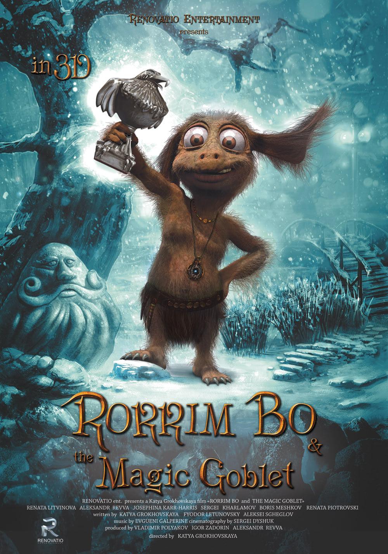 Rorrim Bo & The Magic Goblet