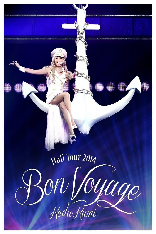 Koda Kumi : Hall Tour 2014 - Bon voyage