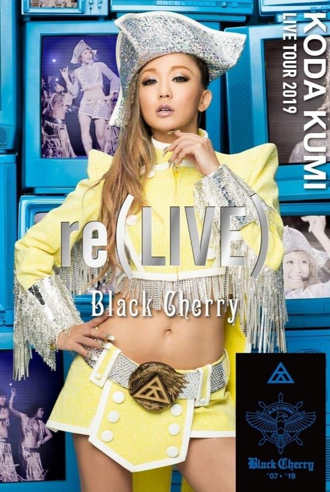 Koda Kumi : Live tour 2019 - re(live) - Black Cherry