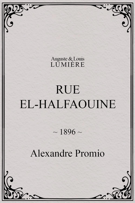 Rue El-Halfaouine