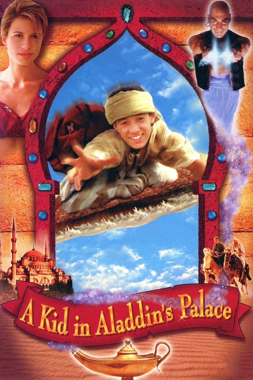 Um Garoto no Palácio de Aladdin