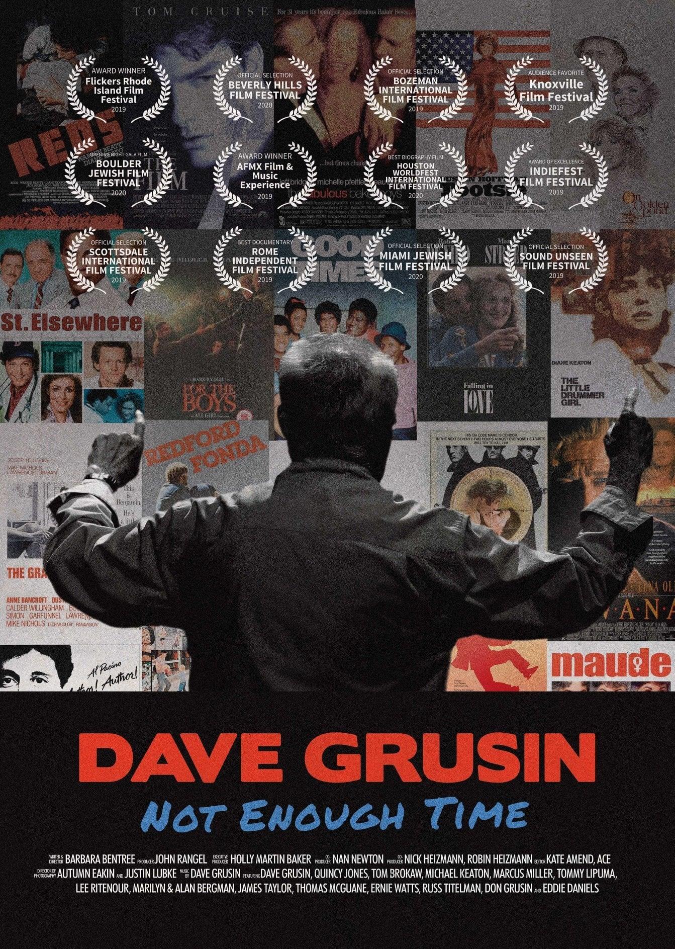 Dave Grusin: Not Enough Time