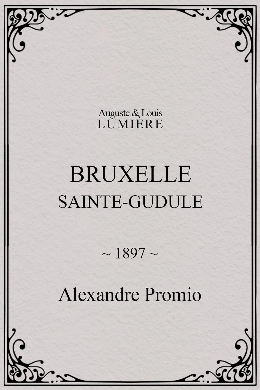 Bruxelles, Sainte-Gudule