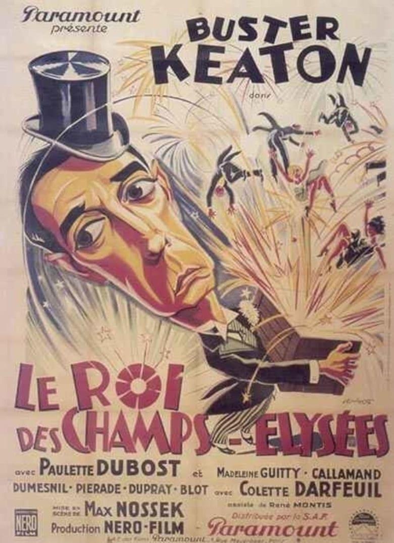 The King of the Champs-Élysées