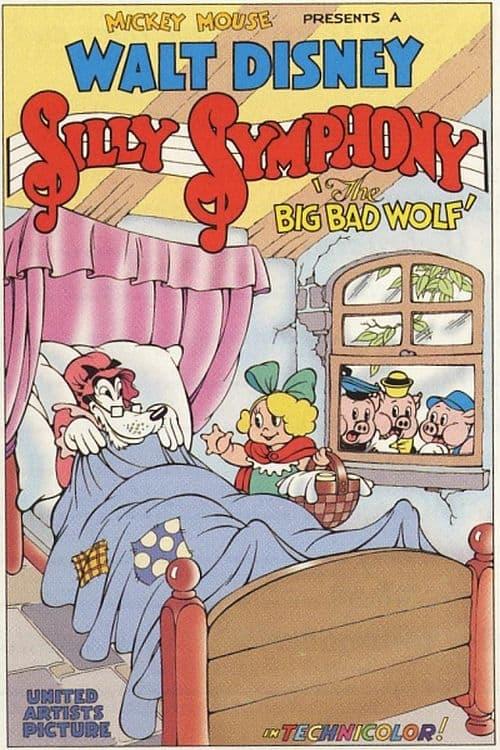 Los Tres Cerditos: El Lobo Feroz