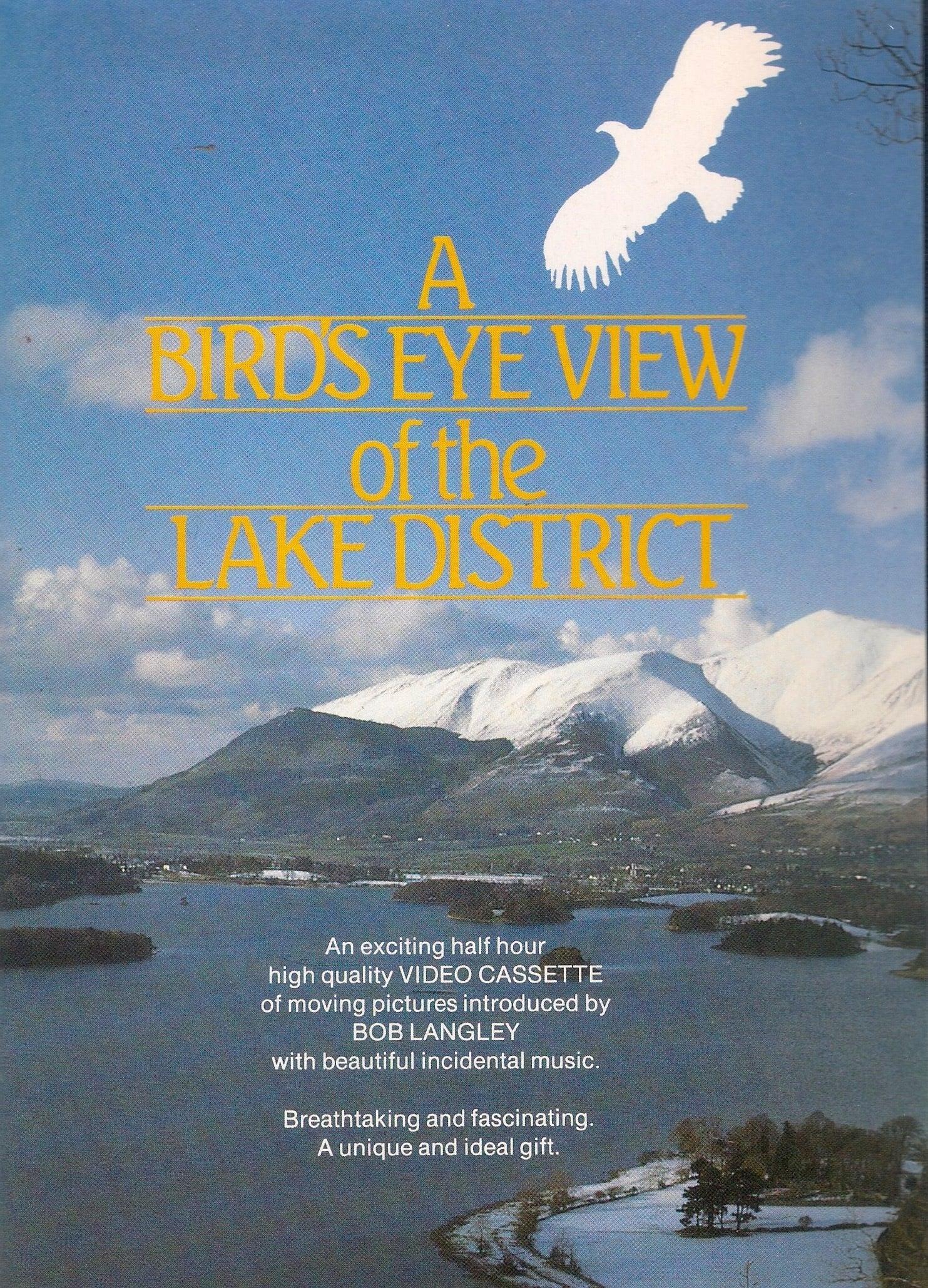 A Bird's Eye View Of The Lake District