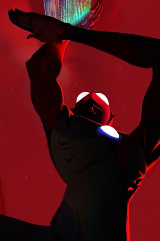 Untitled Animated Ultraman Film