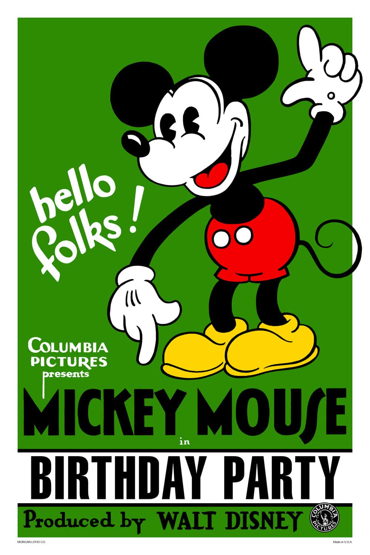 Mickey Mouse: El cumpleaños