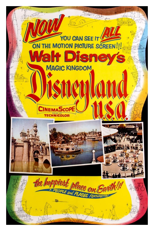 Disneyland, U.S.A