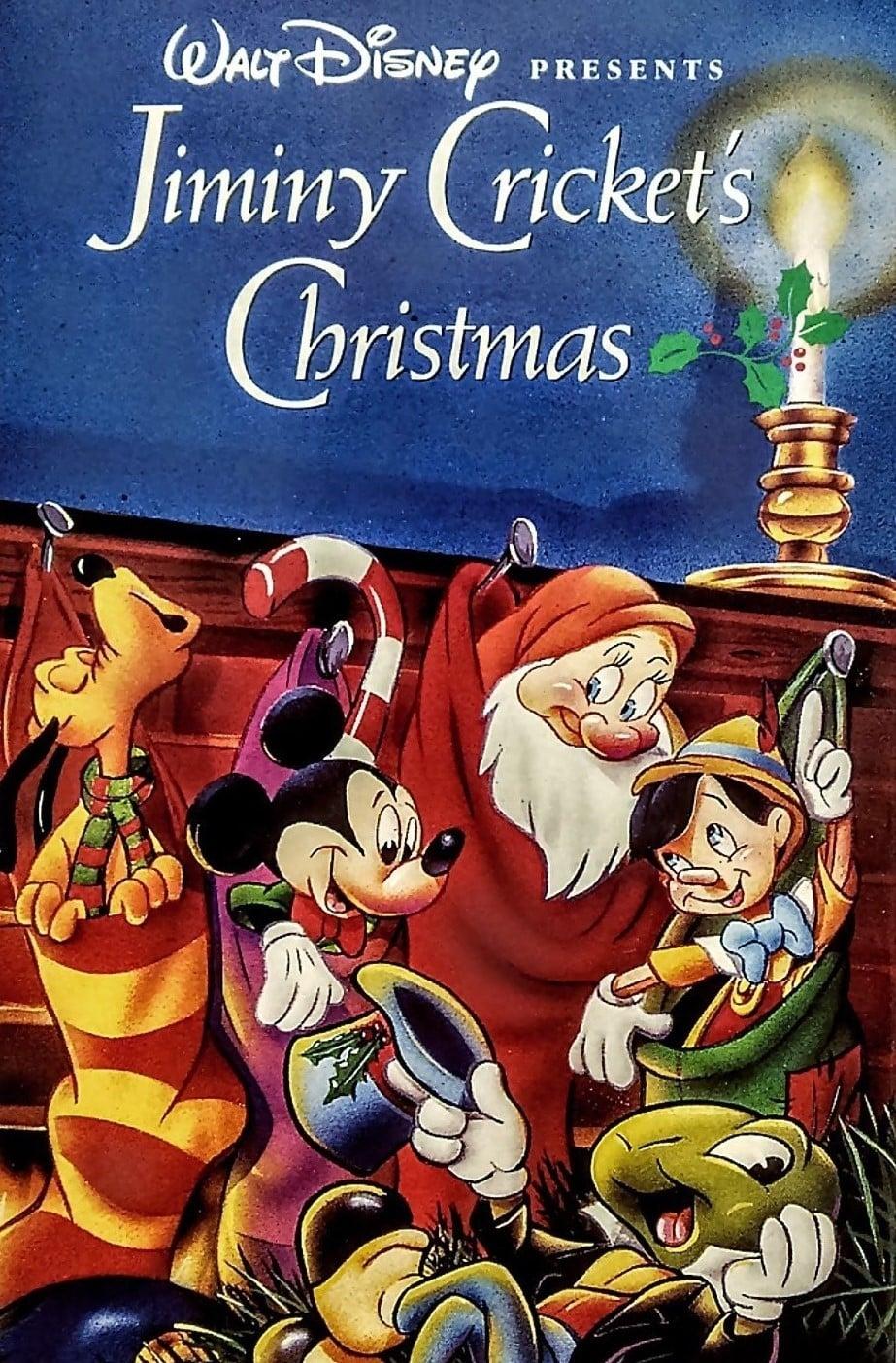 Le Noël de Jiminy Cricket