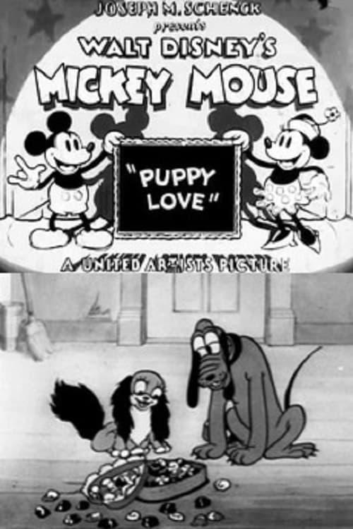 Mickey Mouse: Amor de cachorrillos