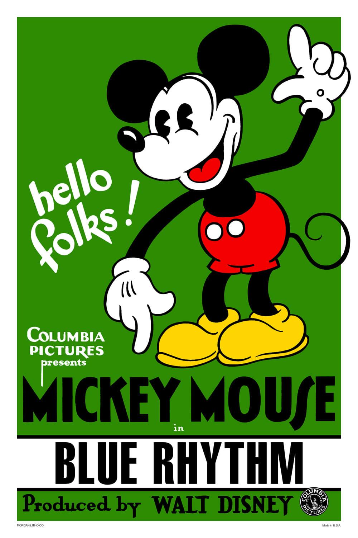 Mickey Mouse: Ritmo azul