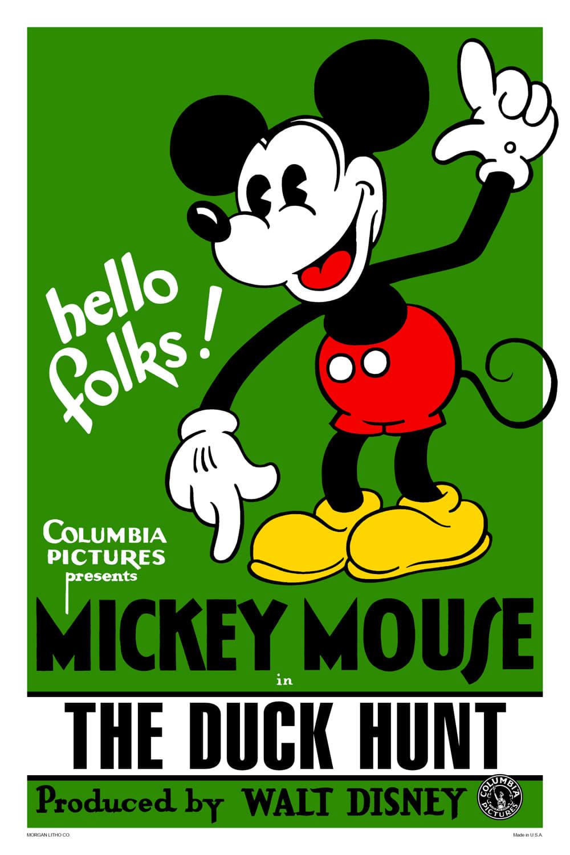 Mickey Mouse: La cacería de patos