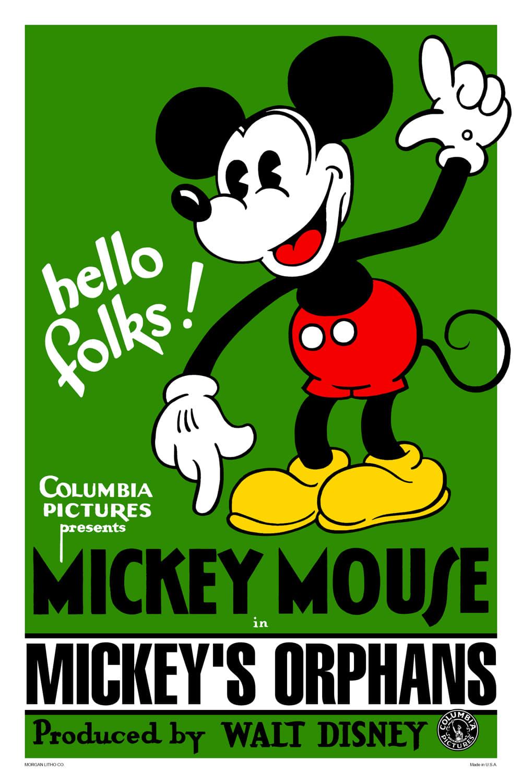 Mickey Mouse: Los huérfanos de Mickey