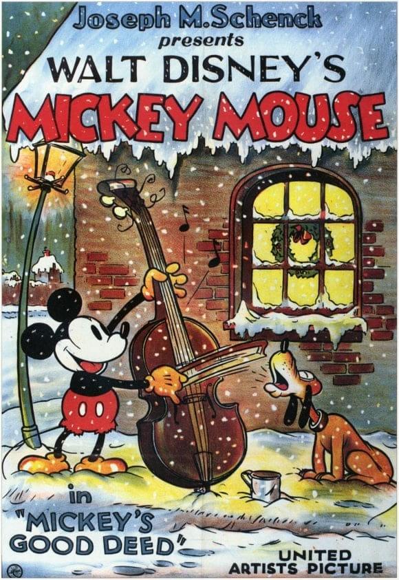 Mickey Mouse: La buena obra de Mickey