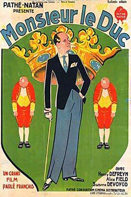 Monsieur le duc