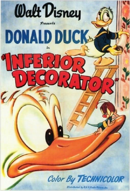 Donald Décorateur