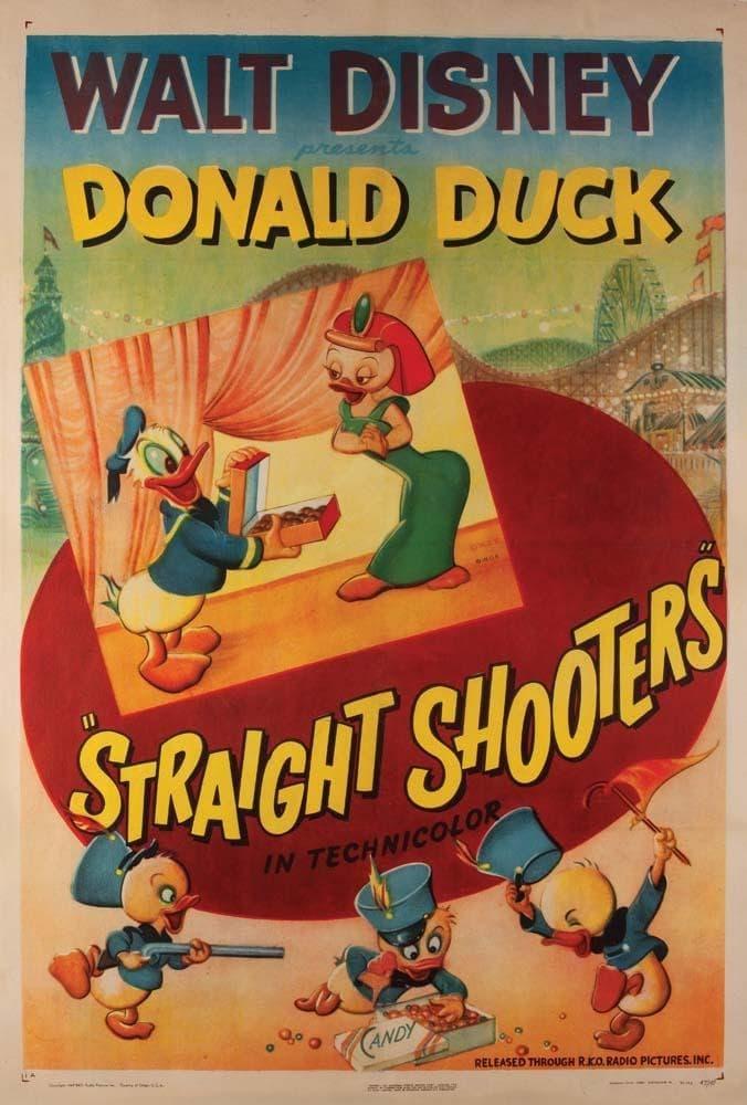 Donald à la Fête Foraine