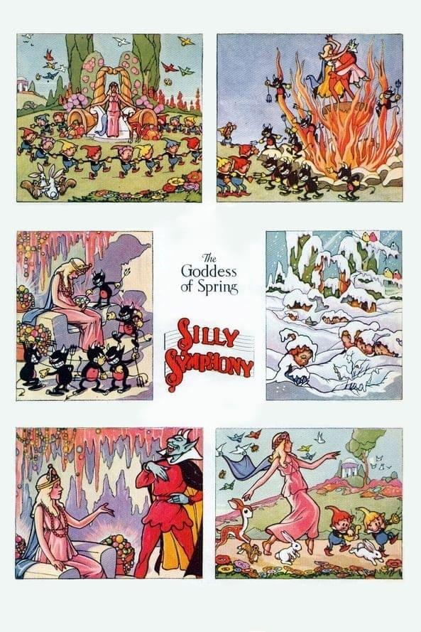 A Deusa da Primavera