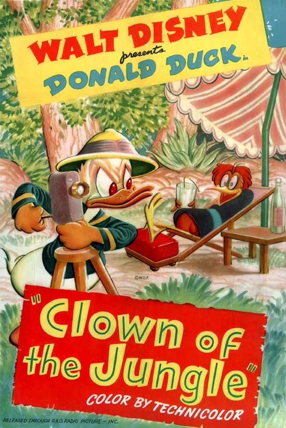 Le Clown de la Jungle