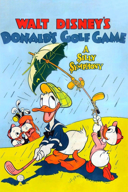 El Pato Donald: El partido de Golf de Donald