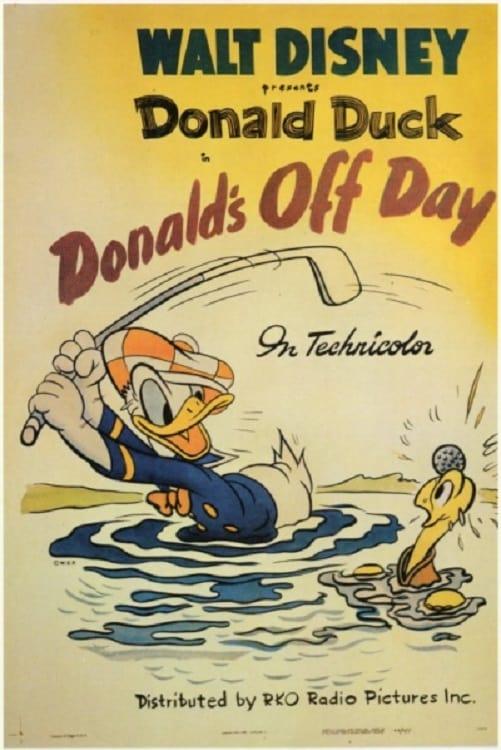 Donald Est de Sortie